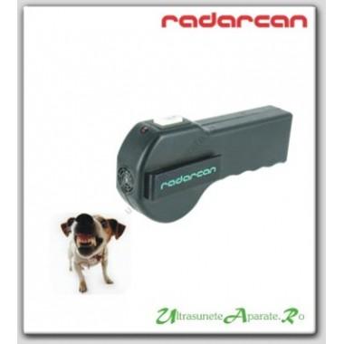 Produs ce alunga cainii agresivi cu ajutorul ultrasunetelor - Radarcan R131 (10 mp)