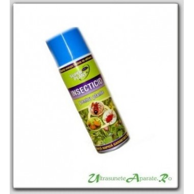 Spray insecticid pentru plante (500 ml) - Super Plant