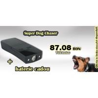 Tine la distanta cainii agresivi cu Super Dog Chaser (auto aparare) (12 mp)