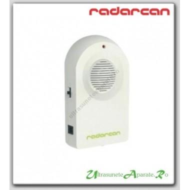 Dispozitiv cu ultrasunete anti insecte portabil pentru interior / exterior, Radarcan SC-27
