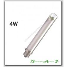 Tub fluorescent UV 4W