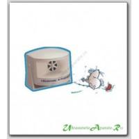 Ultrasonic Pestrepeller aparat cu unde ultrasonice impotriva rozatoarelor si gandacilor (100 mp)
