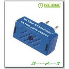 Aparat impotriva tantarilor cu ultrasunete pentru spatii mici (30 mp) - Isotronic