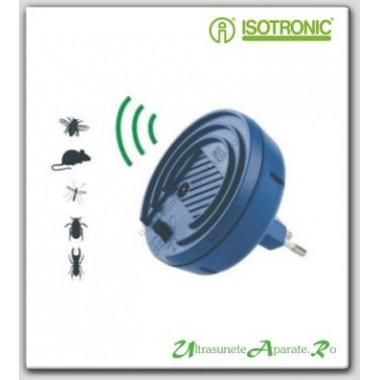 Produs contra gandacilor de bucatarie cu ultrasunete si frecvente variabile (Vario Schutz) - 40 mp